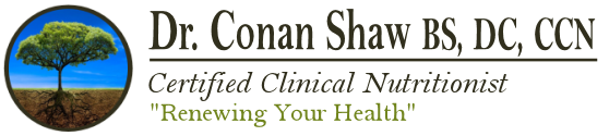 Pittsburgh Nutritionist - Dr. Conan Shaw - Clinical Nutritionist Logo